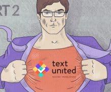 Be a Text United Translator: Marketing (pt. 2)