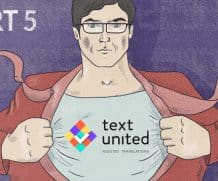 Be a Text United Translator: How to grow your freelance translator business? (pt. 5)