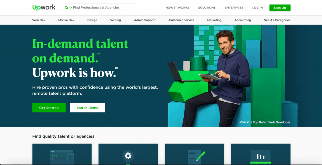 Upwork_homepage