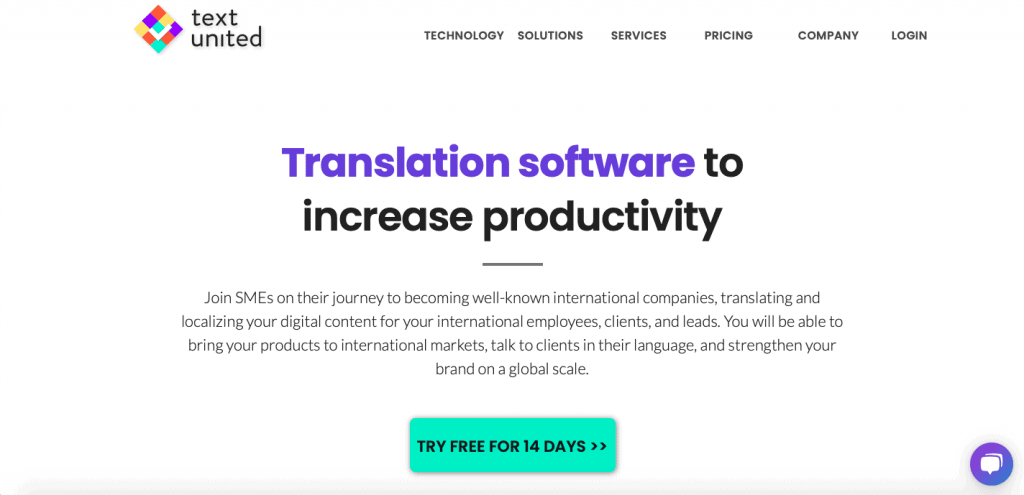 text united_software