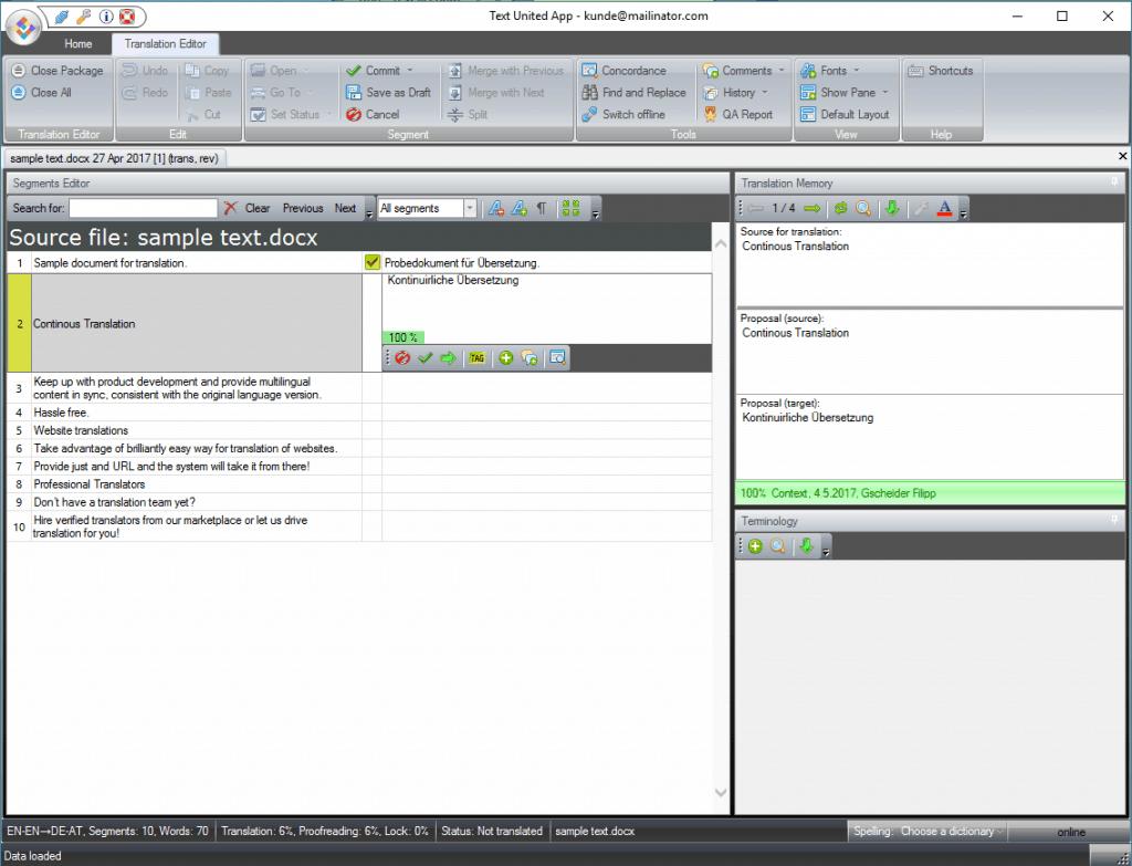 Overlay Editor