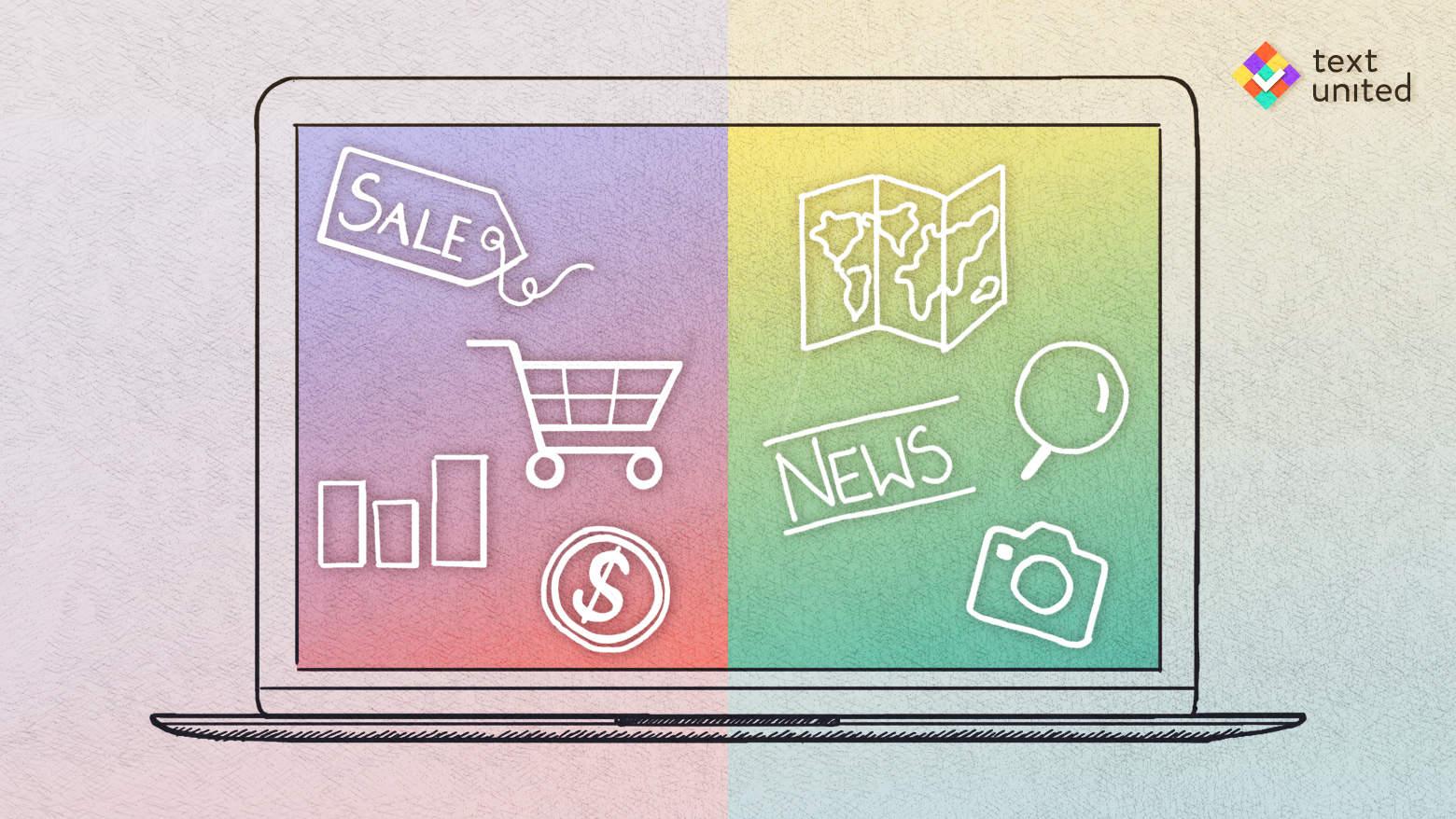 Website vs e-Commerce Translation