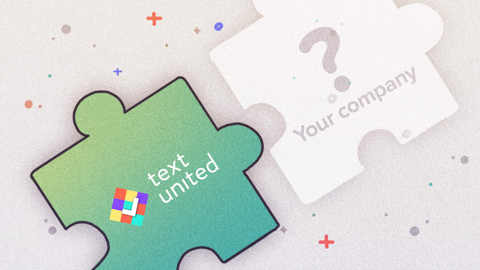 Using Text United as a Language Service Provider